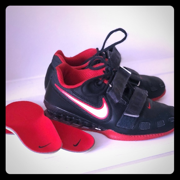 d92b30882b0a NIKE Romaleos 2 WEIGHTLIFTING 🏋🏽 SHOES (men s 6)